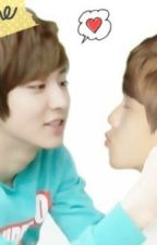 Kiss me    [16+ ] Baekyeol fic by ChansebaekHC