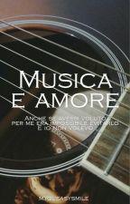 Musica e amore || Concorsiamo 2k17 by myqueasysmile