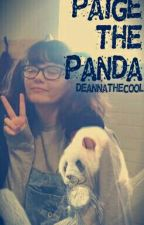 Pagie the panda by deannathecool