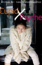 Cupid X Psyche by toneewritestragedies