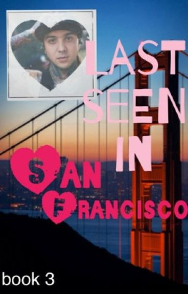 Last Seen In San Francisco (Tony Perry)