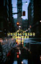 Undisclosed Desires by BethWorthington