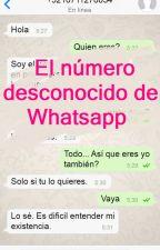 El número desconocido de WhatsApp by luisafernandav