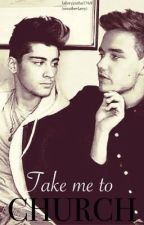 Take Me To Church || Ziam by weatherlarry