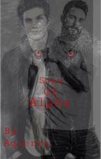 Sons Of Alpha (Wattys2016) by Aqierra