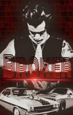 BROKER | Harry Styles by ohbaabyeah