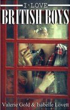 I Love British Boys (Harry Styles Love Story) by MamiVicky