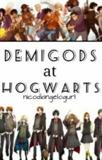 Demigods at Hogwarts (A Harry Potter/ Percy Jackson fanfiction) by wordsmithwhispers