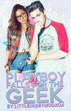 Playboy falls for the geek by Littlemissymooxox