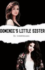 Dominic's little sister(Brian O'Connor) by loveablepuppy