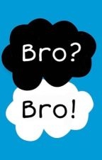 The Fault in our Bromance by Tyler_the_Awesome