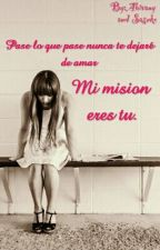 Mi mision eres tu. by abivany