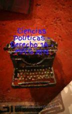 Ciencias Politicas - Derecho 1A - MFCG 2015 by MarceloCorderoG
