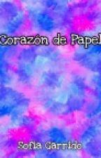 Corazón de Papel by sofiagarrido01