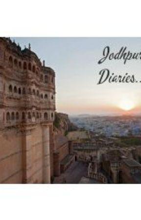 Jodhpur Diaries by PratikshyaMishra6