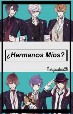 ¿Hermanos Míos? ~ Diabolik Lovers  by maryrusher26