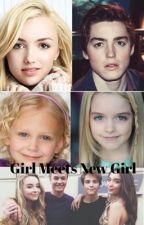 Girl Meets New Girl by novella_lynn