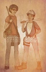 Sarah and Clementine by SHELBEVERETT