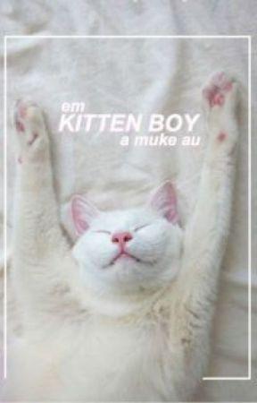 kitten boy ♡ muke by ridesluke