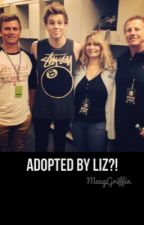 Adopted by Liz?! by MeagGriffin