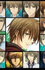 Reader x kei takashima (special A anime) by Onaughtycupcake
