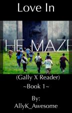 Love In The Maze (Gally x reader) ~Book 1~ by AllyK_Awesome