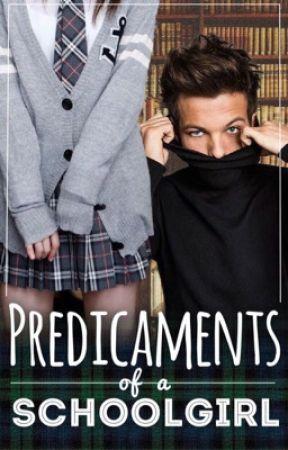 Predicaments of a Schoolgirl by BlankSpacesOfTime