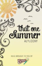 That One Summer (This Time) by alyloony