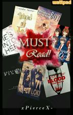 Popular Wattpad Stories (Must Read) by AybeeHong17