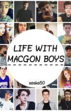 Life with Magcon boys... by alexandra_mendeshood