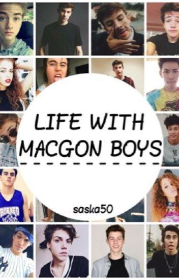 Life with Magcon boys...