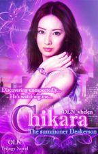 Chikara the summoner deakerson by OLN_vhelen