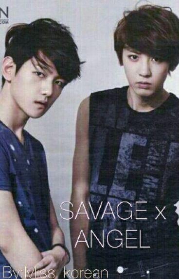 SAVAGE x ANGEL