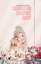 Carnation Graphic Shop by -seori