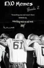 EXO Memes Book 2 by k_r__na