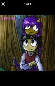 Elf Scott X Naga Vincent by FandomGeekGreek