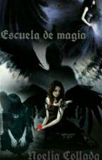 escuela de magia by noecollada10