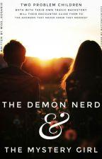 The Demon Nerd & The Mystery Girl [REVAMP] by Miss_Rosario