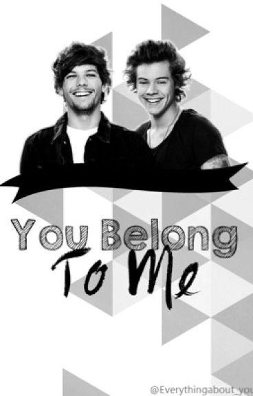 You Belong To Me ❤️
