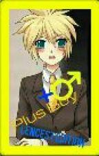 Plus Boy [Lencest Edition] by AwesomeFanGurl54