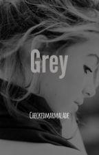 Grey by checkedmarmalade
