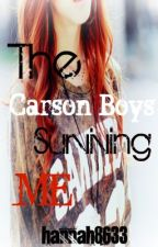 The Carter brother's Surviving Me by hannah8633