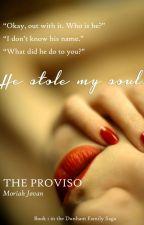 The Proviso by MoriahJovan