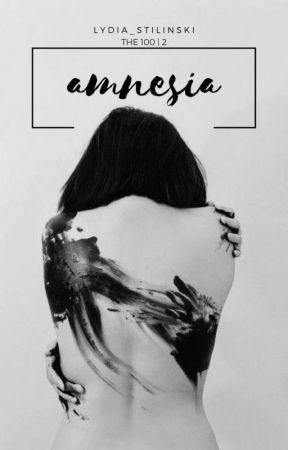 Amnesia ☣ Bellamy Blake {hiatus} by shawnswords