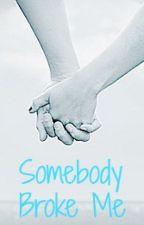 Somebody Broke Me by CookieMonstersss123