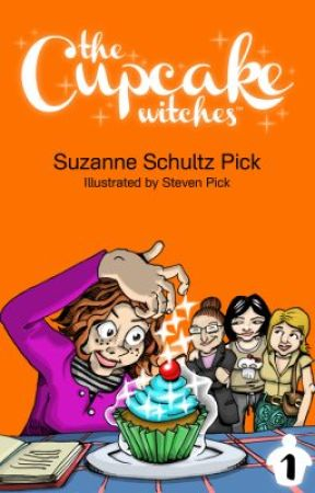 The Cupcake Witches (The Cupcake Witches series Book #1): Chapter 1 by suzannepick