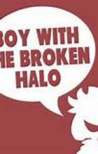 Boy With The Broken Halo  {Welcome To Hell}   Sock x Reader by deadgirl_walking_