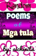 Random Poems at Mga Tula by aichinita