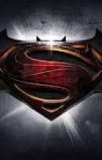 Superman v Batman by Mrangrypotatoestory