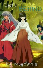Inuyasha and Kagome by mbrownie